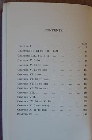 Readings on the Gospel of John with F. E. R. At Greenwich 1897- Vol. I: F. E. R.