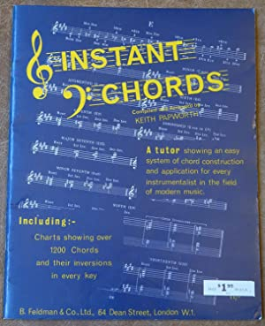 Instant Chords: Papworth, Keith -