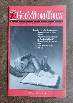 God's Word Today (The Bible Study Hour Magazine) May 1994