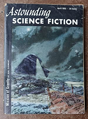 Astounding Science Fiction - April 1953 - Vol. LI No. 2