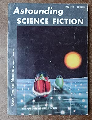 Astounding Science Fiction - May 1953 - Vol. LI No. 3