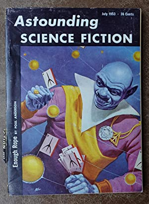 Astounding Science Fiction - July 1953 - Vol. LI No. 5
