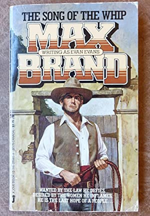 The Song of the Whip: Brand, Max (writing
