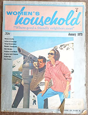 Women's Household Magazine - January 1973