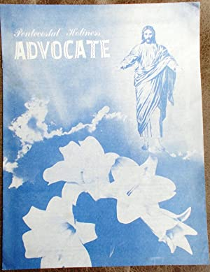 Pentecostal Holiness Advocate - April 13, 1963 (Cover Story - None Indicated. - Vol. 46, # 49)