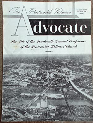 Pentecostal Holiness Advocate - September 30, 1961 ( Cover Story - The Site of the Fourteenth Gen...