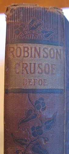 Life and Adventures of Robinson Crusoe: Defoe, Daniel