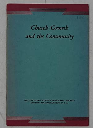 Church Growth and the Community