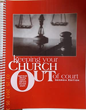 Keeping Your Church Out of Court - Georgia Edition