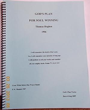 God's Plan for Soul Winning; Great While: Hogben, Thomas; Darrel