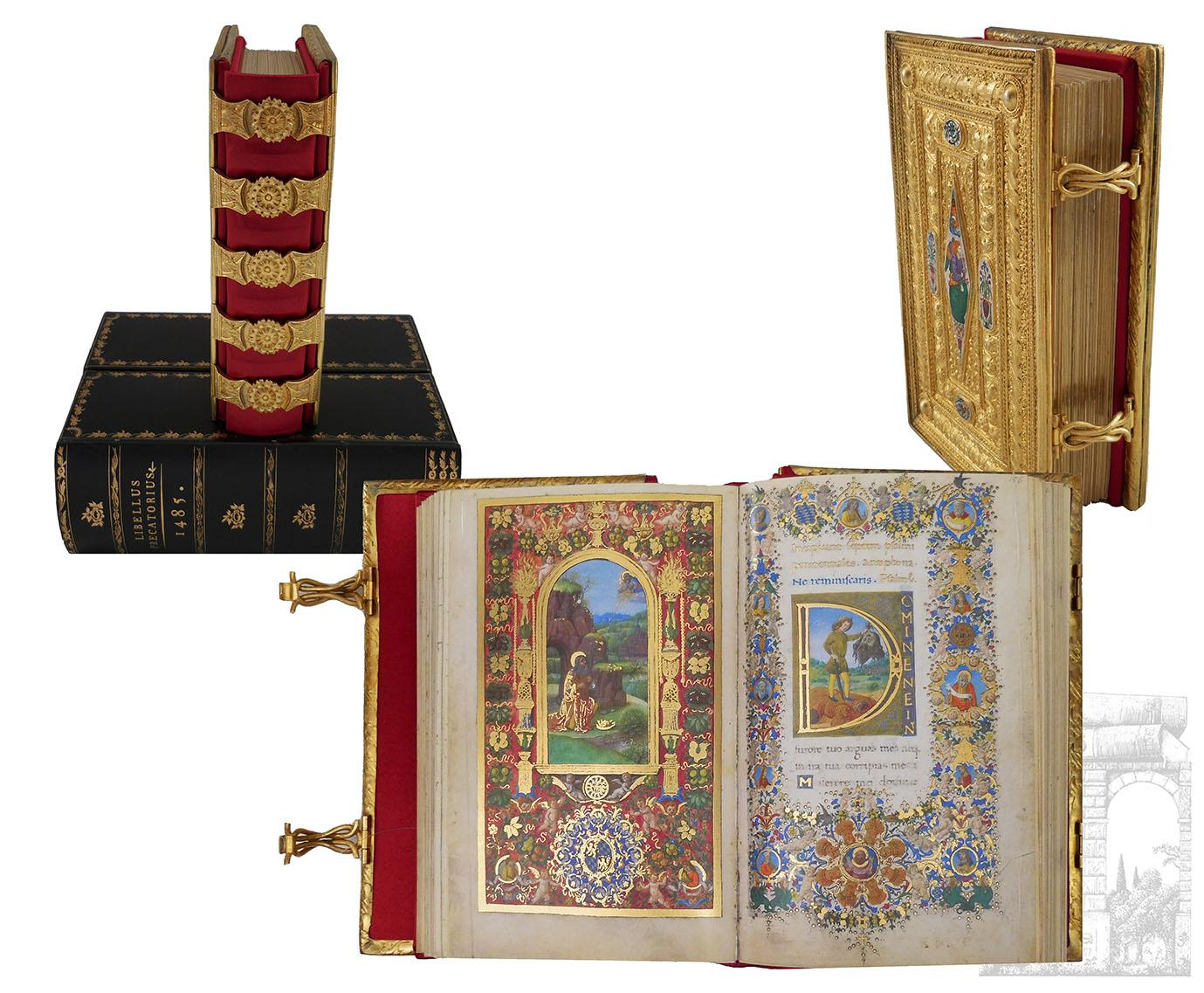 GEBETBUCH LORENZOS DE'' MEDICI - PRAYER BOOK: Vorzugsausgabe. Luxury edition: