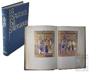 PSALTER LUDWIGS DES HEILIGEN. LE PSAUTIER DE