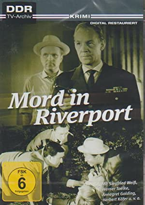 Mord in Riverport (DDR TV-Archiv) [DVD]