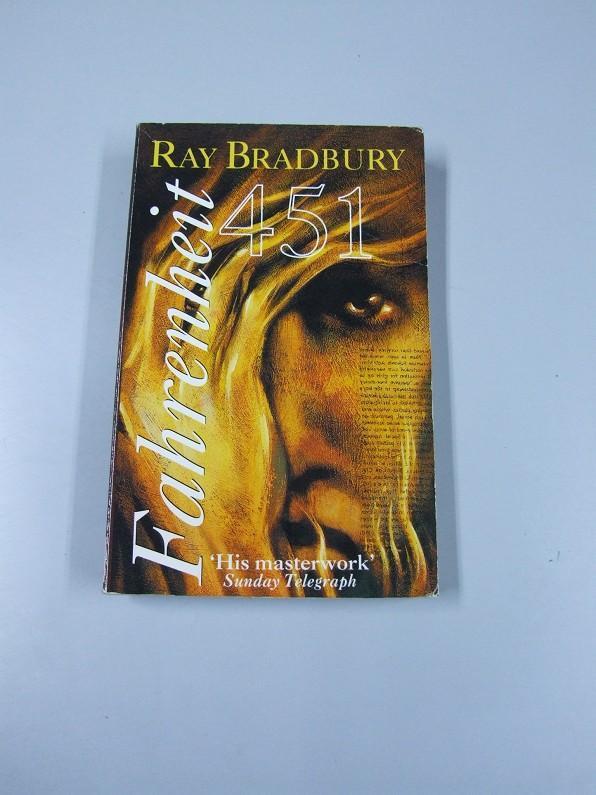 Fahrenheit 451, Engl. ed.: Bradbury, Ray: