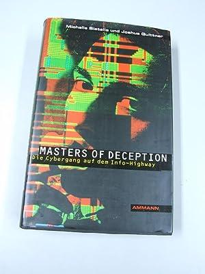 Masters of deception : die Cybergang auf: Slatalla, Michelle und
