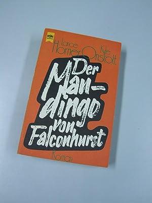 Der Mandingo von Falconhurst : Roman. ;: Horner, Lance und