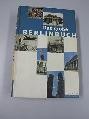 Das große Berlinbuch. hrsg. von Katharina Raabe: Raabe, Katharina (Hrsg.):