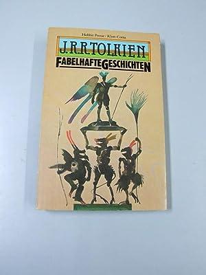 """Fabelhafte Geschichten. J. R. R. Tolkien. [""""Leaf: Tolkien, J. R."""