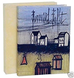 Signed & numbered 49/125 Deluxe Bernard Buffet Lithograph Contains 11 original lithographs