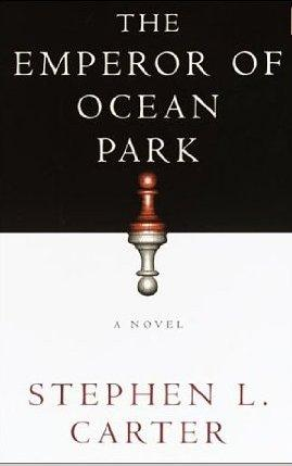 THE EMPEROR OF OCEAN PARK - signed: Carter Stephen L