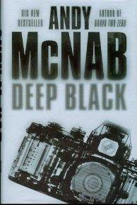 DEEP BLACK - SIGNED: McNab Andy