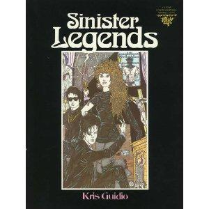 SINISTER LEGENDS: Guidio Kris