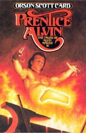 PRENTICE ALVIN - The Tales of Alvin maker 3: Card Orson Scott