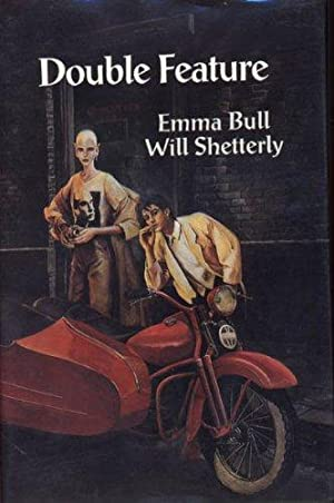 DOUBLE FEATURE - limited edition: Bull Emma & Shetterly Will