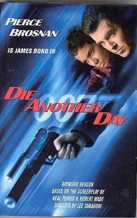 DIE ANOTHER DAY: Benson Raymond