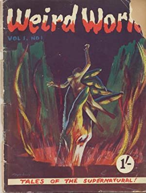 WEIRD WORLD Volume 1 Number 1: Emmanuel Benjamin (editor)