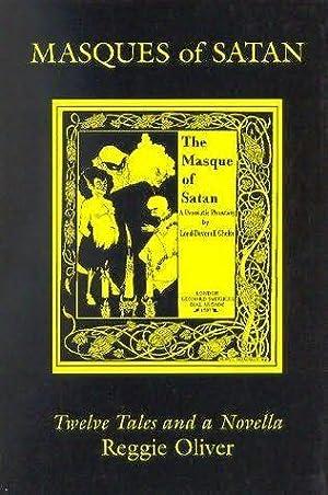 MASQUES OF SATAN: Twelve Tales and a: Oliver Reggie
