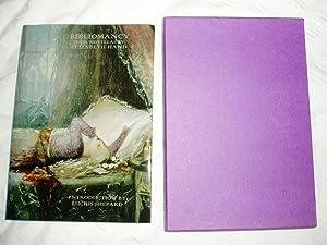 Bibliomancy - four novellas - SIGNED: Hand Elizabeth