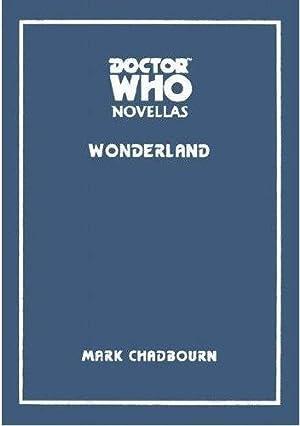 DOCTOR WHO - Wonderland - signed limited edition: Chadbourn mark
