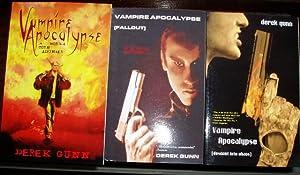 THE COMPLETE VAMPIRE APOCALYPSE signed: Gunn Derek