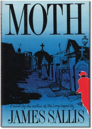 MOTH - signed: Sallis James