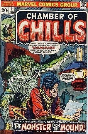 CHAMBER OF CHILLS 2: Marvel Comics