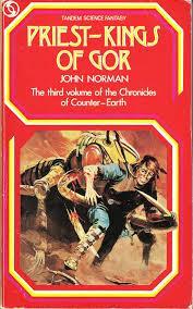 PRIEST-KINGS OF GOR: Norman John