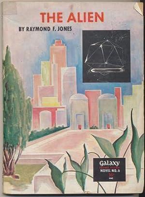 THE ALIEN: Jones raymond F