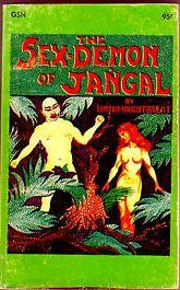 THE SEX DEMON OF JANGAL: Brent Lynton Wright