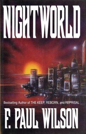 NIGHTWORLD: Wilson F Paul