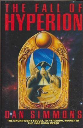 THE FALL OF HYPERION - signed: Simmons dan
