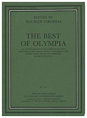 THE BEST OF OLYMPIA: Girodias Maurice (editor)