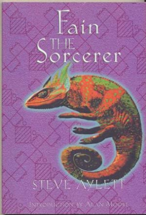 FAIN THE SORCERER - signed limited edition: Aylett Steve