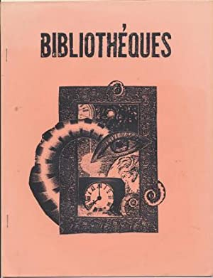 LES BIBLIOTHEQUES Number 1 - limited edition: Bell Joe