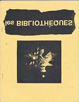 LES BIBLIOTHEQUES Number 2 - limited edition: Bell Joe