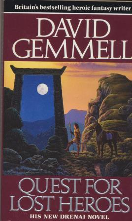 QUEST FOR LOST HEROES: Gemmell David