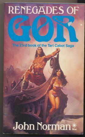 RENEGADES OF GOR: Norman John