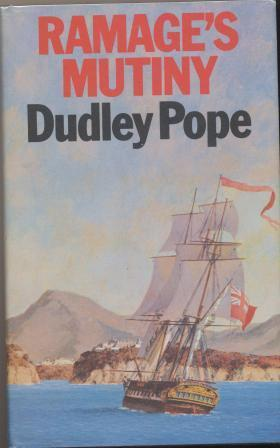 RAMAGE'S MUTINY: Pope Dudley