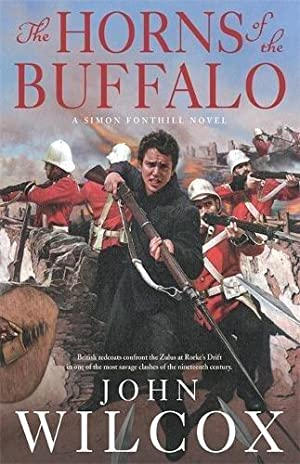 THE HORNS OF THE BUFFALO - signed and dated: Wilcox John