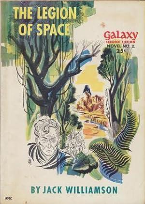 THE LEGION OF SPACE: Williamson Jack